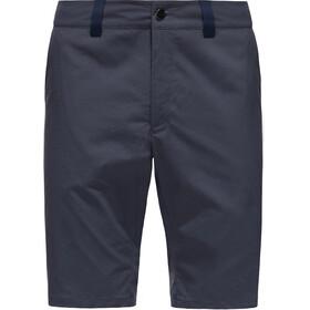 Haglöfs Mid Solid Pantalones cortos Hombre, dense blue